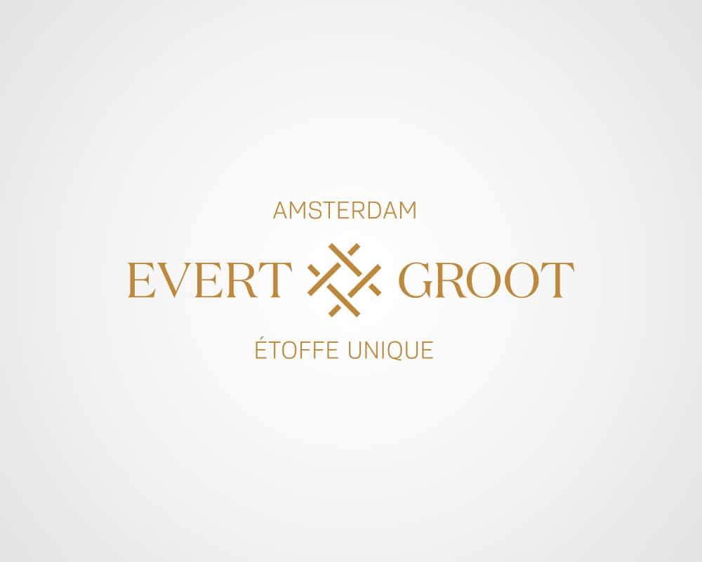 Evert Groot - Étoffe Unique logo