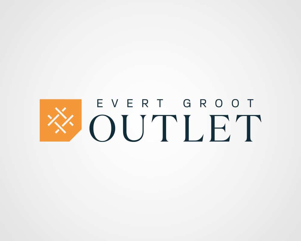 Logo design - Evert Groot Outlet