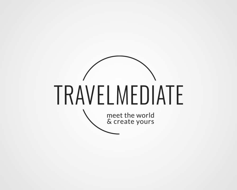Logo design - Travelmediate